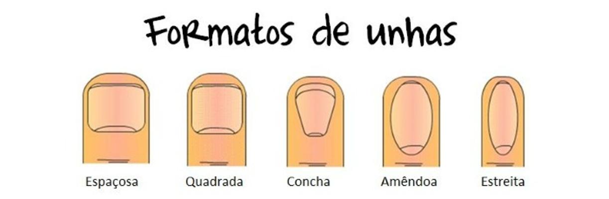O formato das unhas revela a sua personalidade