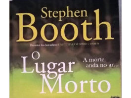 O lugar morto de Stephen Booth
