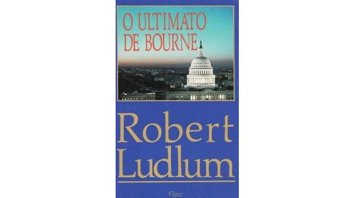 O ultimato de Bourne de Robert Ludlum