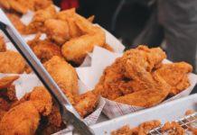 Óleo para fritar - fritos