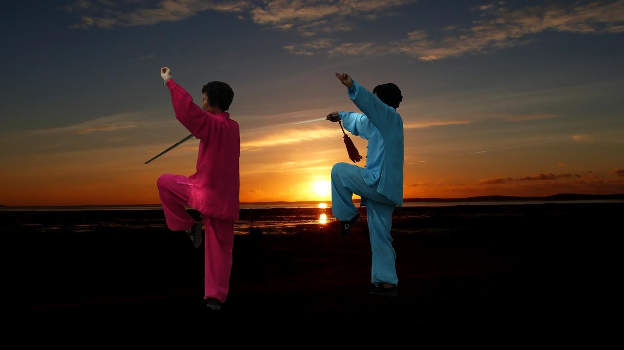 Tai Chi Chuan: a arte do espírito