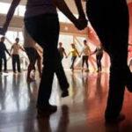 Estreia de Dança de roda em Almada