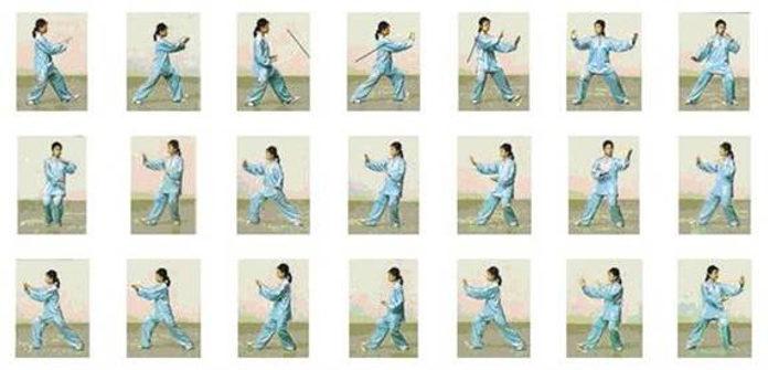 10 princípios básicos dos movimentos do Tai Chi Chuan