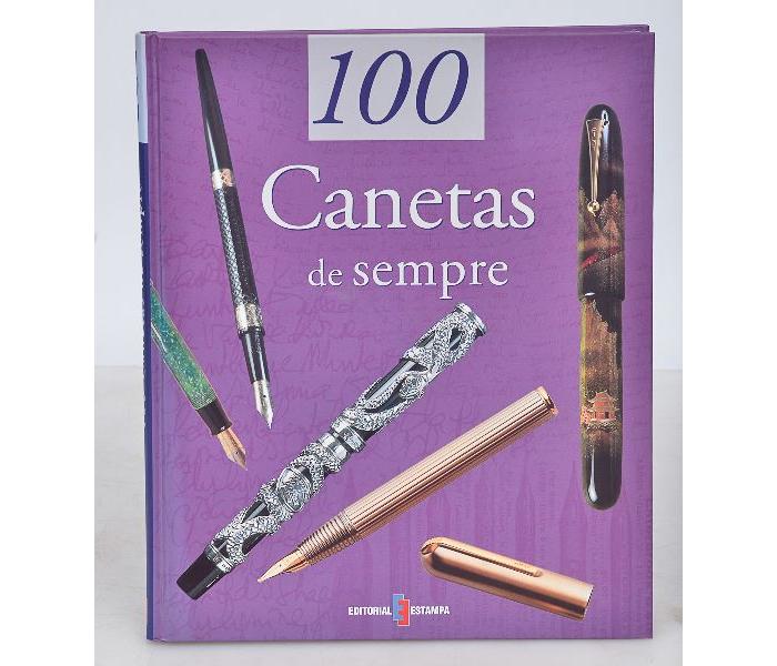 100 Canetas de sempre de Isabelle Chabeur e Nathalie Valax