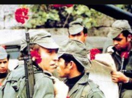 25 de Abril a revolução dos cravos