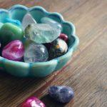 A energia dos cristais