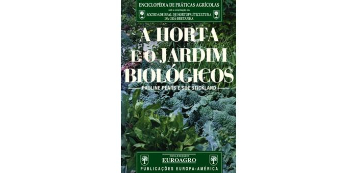 A horta e jardim biológicos de Pauline Pears