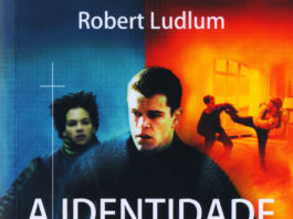 A identidade de Bourne de Robert Ludlum