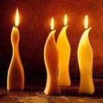 A mensagem das velas e o seu significado