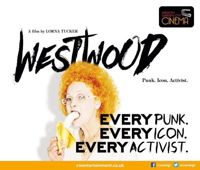 A vida da Vivienne Westwood