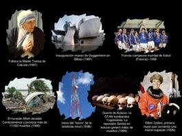 Ano 1999 - acontecimentos em destaque
