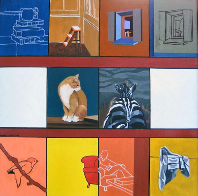 António Ferrão - pinturas