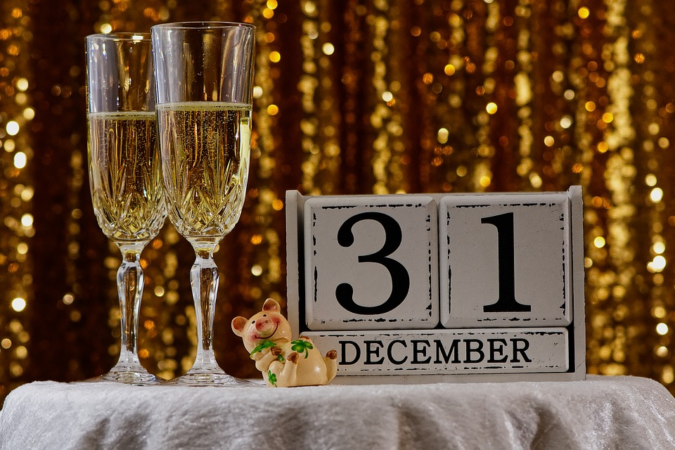As melhores festas de passagem de ano