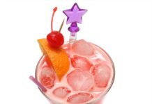Cocktail sweet dreams
