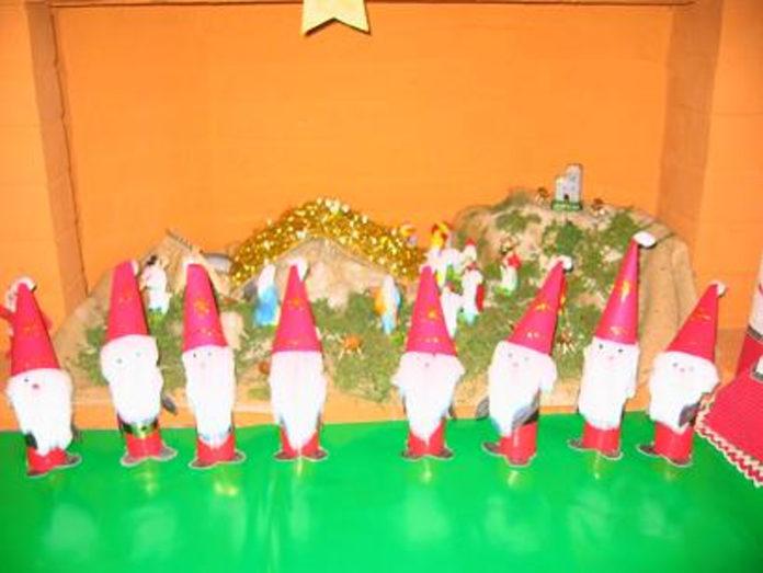 Como construir um Pai Natal