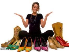 Como escolher os sapatos certos para os seus pés