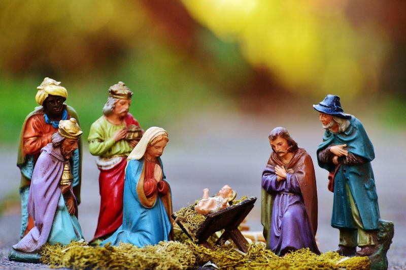 Como fazer um presépio de Natal