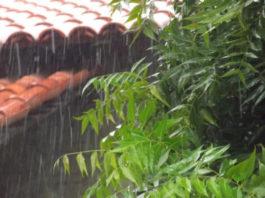 Como pode reaproveitar a água da chuva