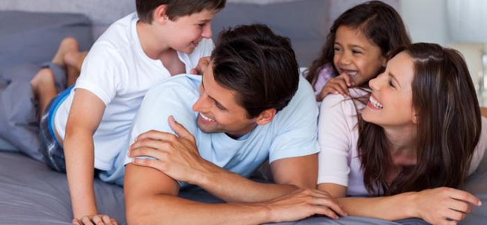 Saiba como comunicar com os filhos