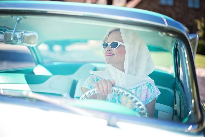 Conduzir no feminino