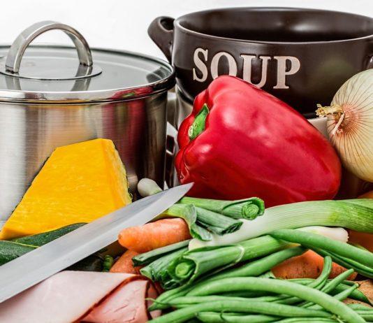 Os segredos para uma cozinha saudável