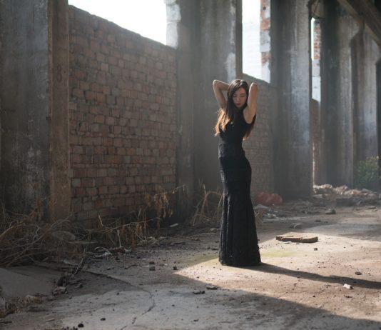 Elegância de se vestir de negro