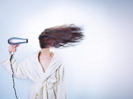 Erros ao lavar o cabelo