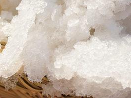 Flor de Sal, o sal puro na sua cozinha