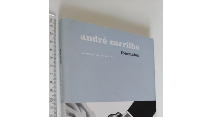 Fotomaton de André Carrilho