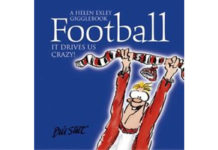 Futebol é uma loucura! de Bill Stott