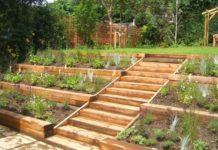 Conheça o relevo do seu jardim