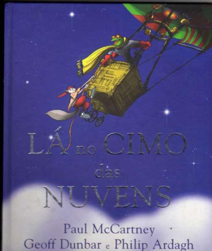 Lá no Cimo das Nuvens de Paul McCartney