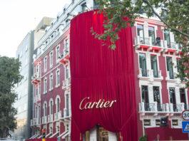 Loja Cartier em Lisboa