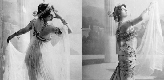 Mata-Hari, a mulher sedutora que fez mover paixões