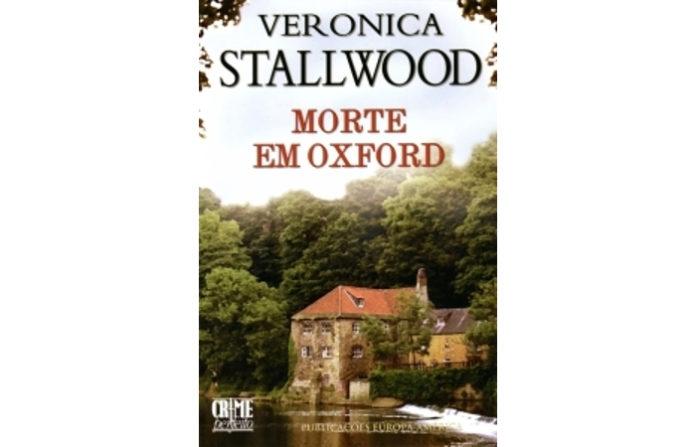 Morte em Oxford de Veronica Stallwood