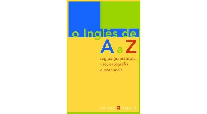 O Inglês de A a Z de David Edmonds