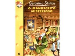 O Manuscrito Misterioso de Geronimo Stilton
