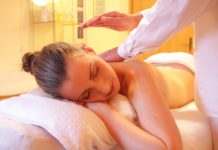 O prazer das massagens