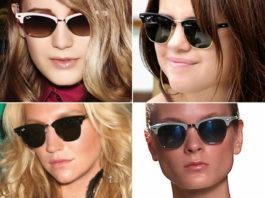 Óculos de sol, um acessório de moda obrigatório no verão