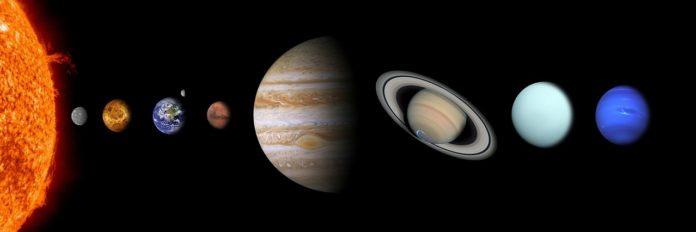 Os Planetas dos signos e o Mapa Astrológico