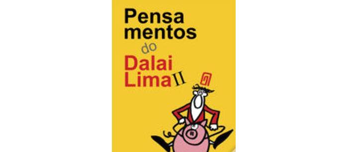 Pensamentos do Dalai Lima II de Jorge Lima