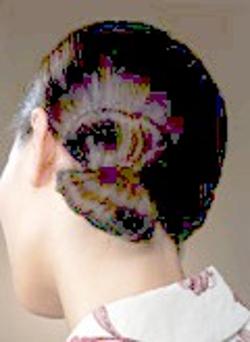 Penteado de fim de ano -Elegante e Requintado