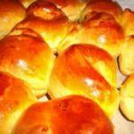 Receita de Pão de leite fofinho