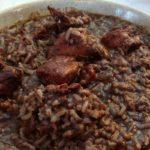 Receita de arroz de cabidela