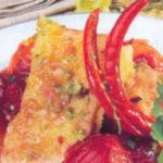 Receita de bacalhau com piri-piri