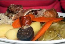 Receita de cozido à portuguesa