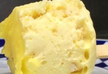 Receita de delicia de limão gelada
