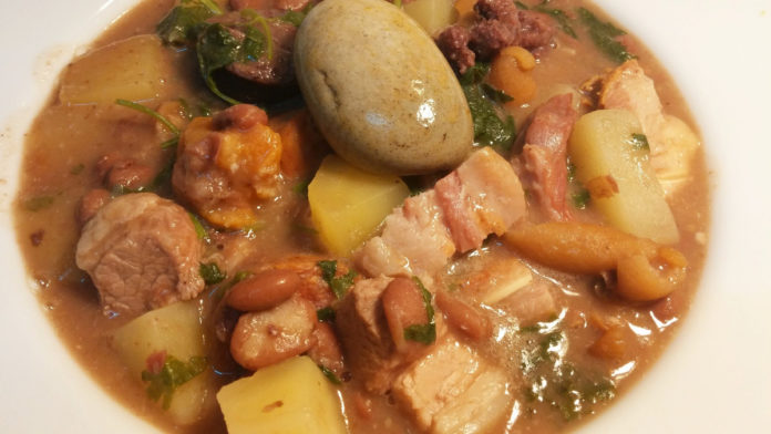 Receita de sopa da pedra