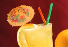 Receita do Cocktail Cinderela