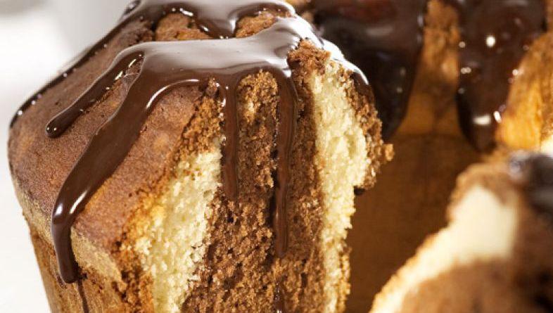 Receita do bolo Constança